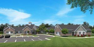 Community Renderings | Charter Senior Living of Oak Openings Image Gallery